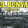 What To Do In Wisconsin- Snowmobiling