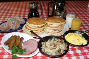 Paul Bunyan Breakfast 10