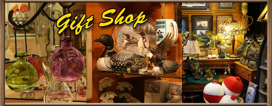 Paul Bunyan Gift Shop