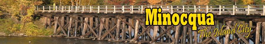 Minocqua Island City Tour Group destination