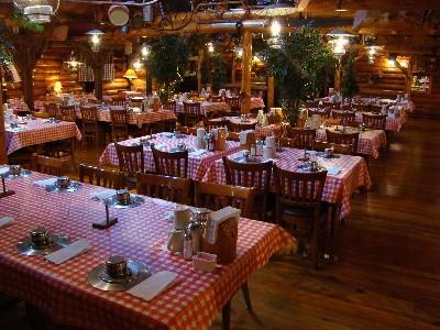 Paul Bunyan Dining Room Minocqua