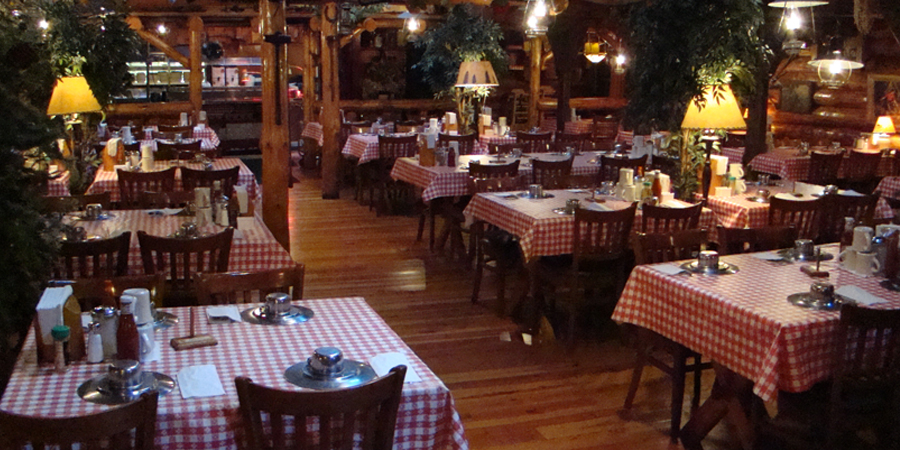Paul Bunyan Dining Room Minocqua